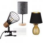 Design table lights