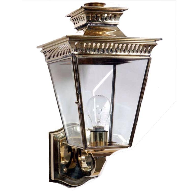 Rustic Outdoor Lamp Paa Handmade Of