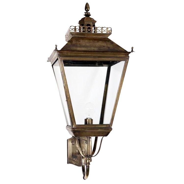 Rustic Outdoor Lamp Large Cau
