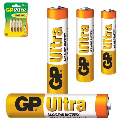 Battery - AAA Size - LR03 - 3012510 - € 5.89