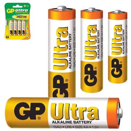 Battery - AA Size - LR6 - 3012500 - € 5.89
