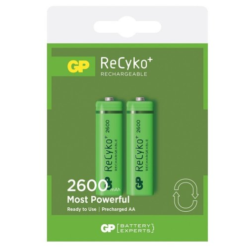 Chargeable Battery - AA 2600 mAh - 3311582 - € 19.89
