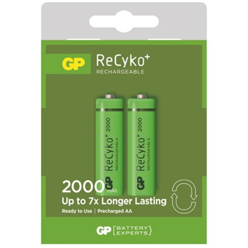 Chargeable Battery - 1300 mAh AA - 3311640 - € 11.89